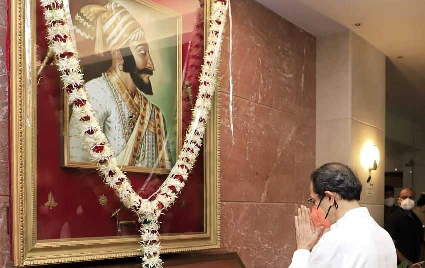 Shiv Rajyabhishek Din: Shivaji Maharaj's coronation remains golden moment for Maharashtra, says CM Uddhav Thackeray