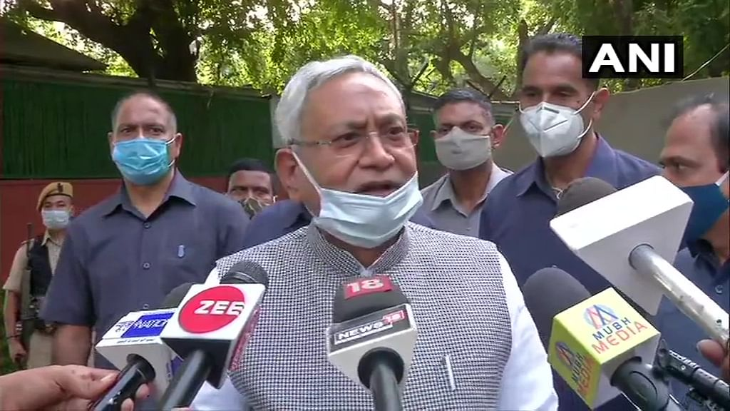 'No information; no role': Bihar CM Nitish Kumar's first reaction on Union Cabinet expansion and split in Lok Janshakti Party