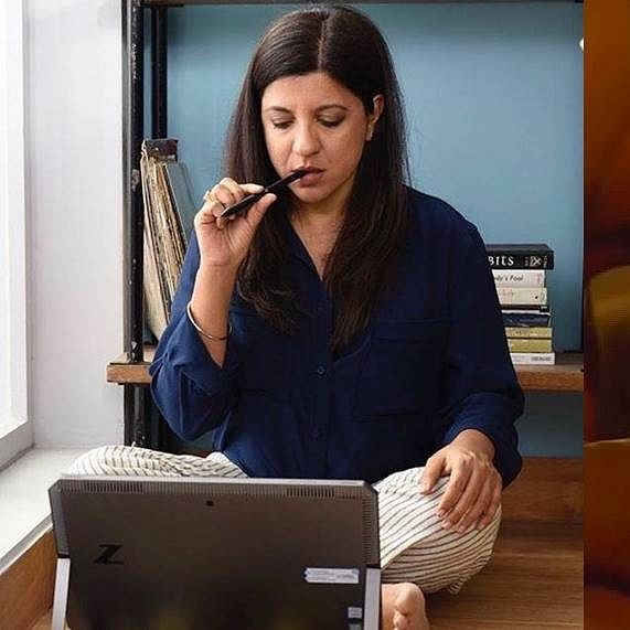 'Didn't want it to be squeamish': Zoya Akhtar on shooting sex scenes for 'Made in Heaven'