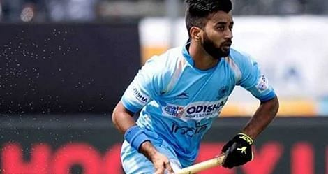 Manpreet to lead Indian hockey team; Experienced defenders Birendra Lakra and Harmanpreet Singh will play the role of second-in-command of the team