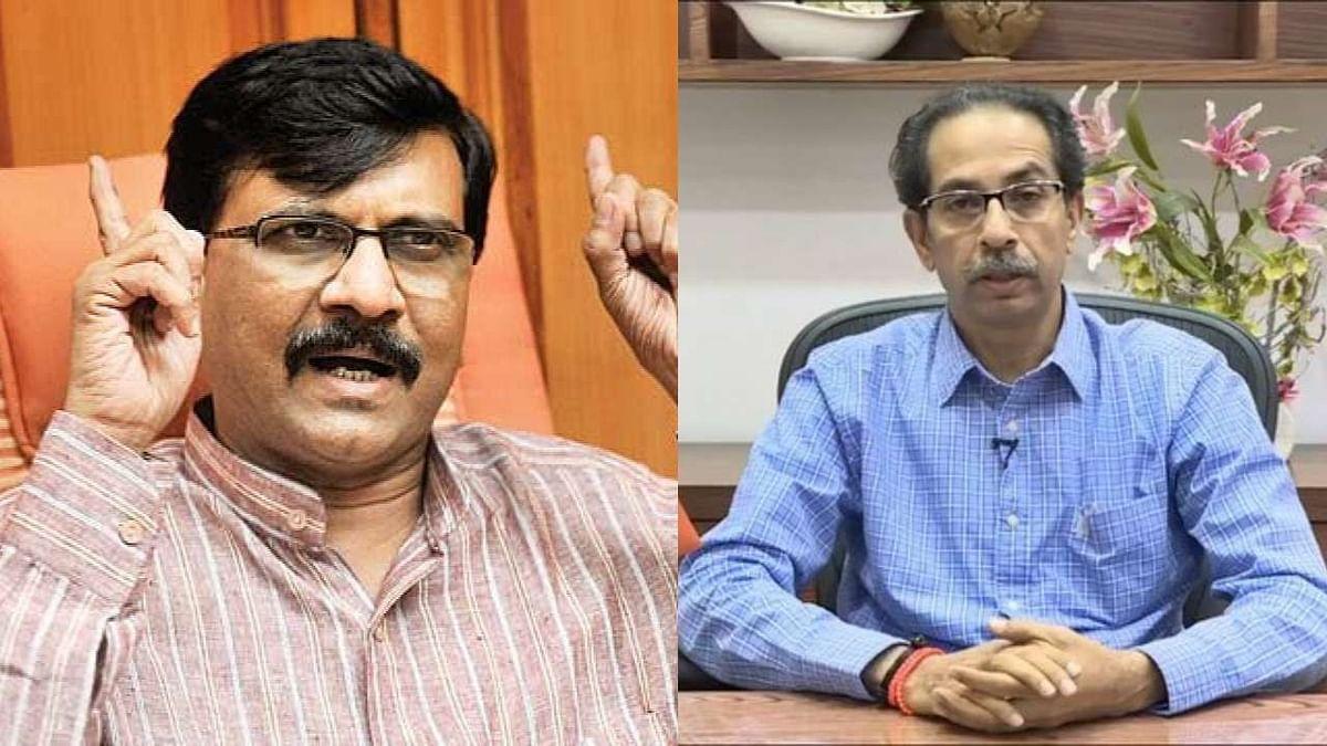 Maharashtra CM, Sanjya Raut discuss strategy to counter attempts to destabilise MVAgovt