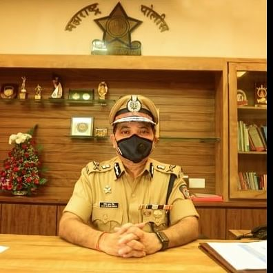 'Thankful to people for their support and cooperation': Navi Mumbai Police Commissioner on protest over naming new international airport