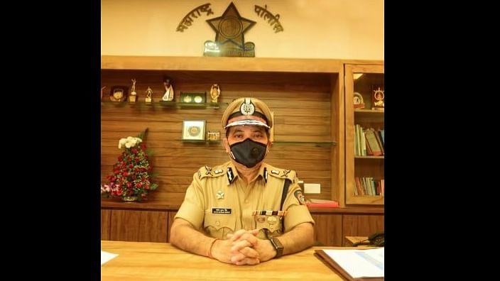 Navi Mumbai Police Commissioner Bipin Kumar Singh