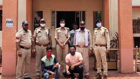 Daylight murder in Guna: Two arrested, hunt on for other two accused