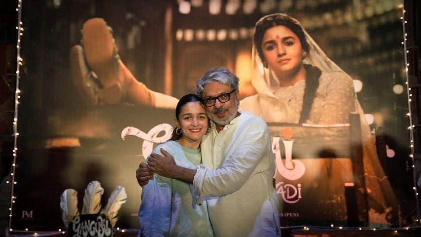 Alia Bhatt gets emotional as she wraps 'Gangubai Kathiawadi', shares unseen pics with Sanjay Leela Bhansali