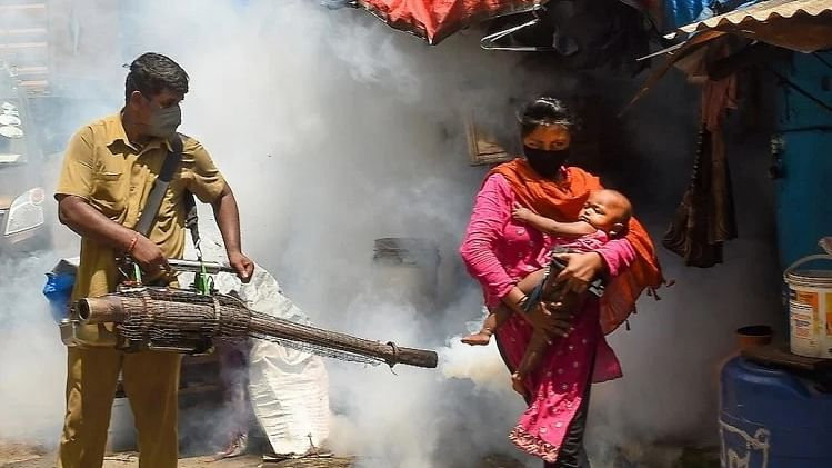 Mumbai: Over 1,000 malaria cases recorded in six months