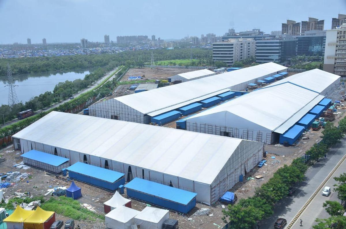 Mumbai: MMRDA builts Rs 89 cr COVID-19 hospital in Malad, hands over to BMC