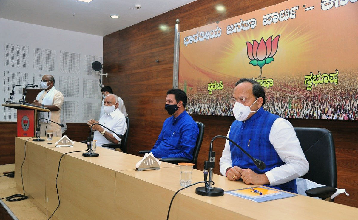 BS Yediyurappa battles dissent: Will there be a leadership change in Karnataka?