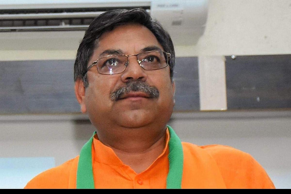 BJP state president Satish Poonia