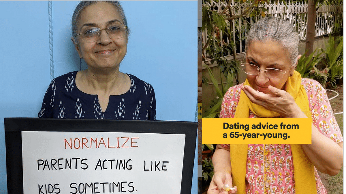 Instagram's 'mother with sign' and Bumble India have THIS 'wholesome' dating advice for you; watch video