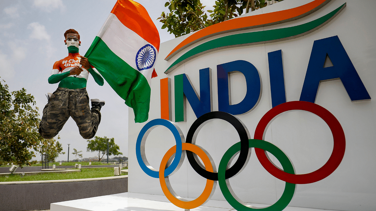 'Cheering from home': Tokyo Olympics 2020 kickstarts; netizens send virtual wishes to Indian athletes