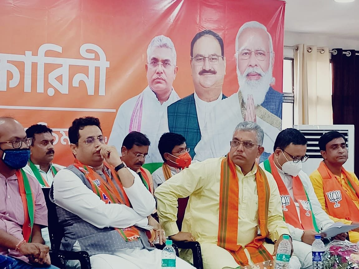 West Bengal: BJP plans to hold several agitation programs in August