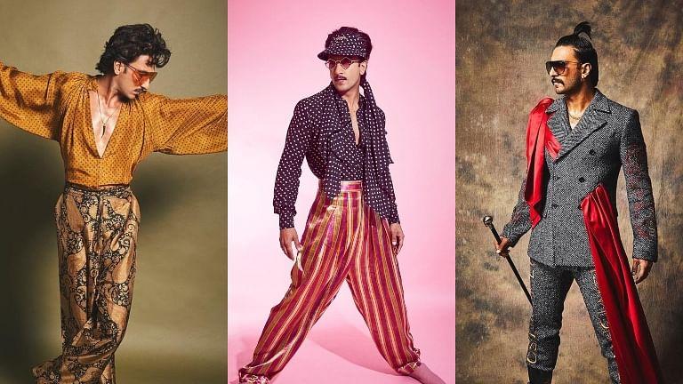 Ranveer Singh Birthday Special: Looking at the star's quirkiest looks