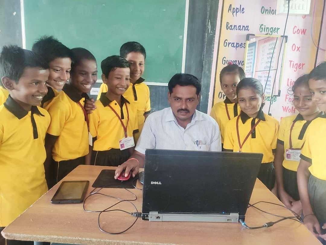 National ICT Award winner Umesh Khose