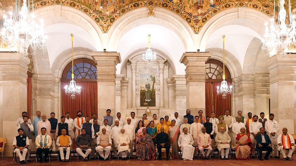 Union Cabinet 2.0 live updates: New Cabinet announces emergency response package for COVID-19