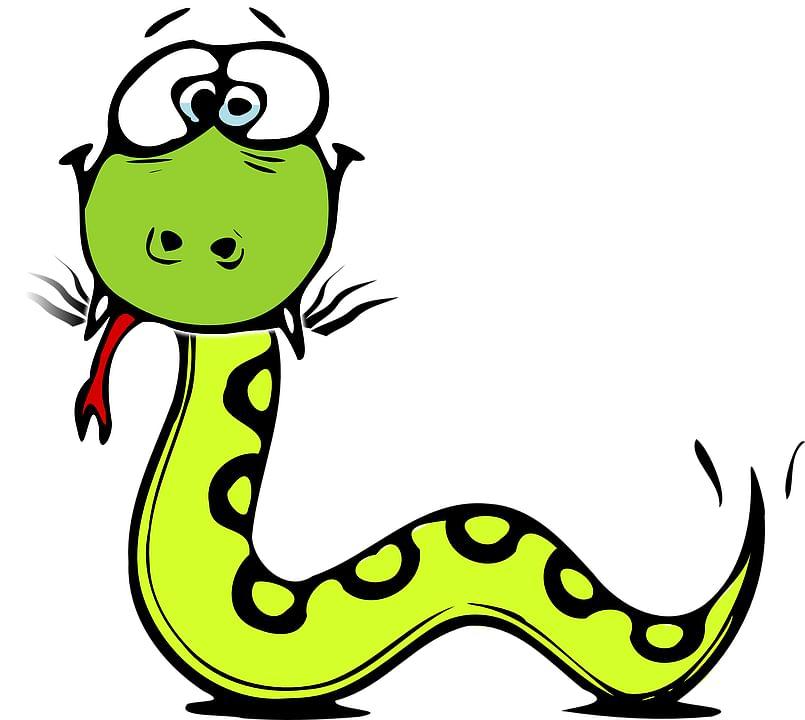 Snake emoji