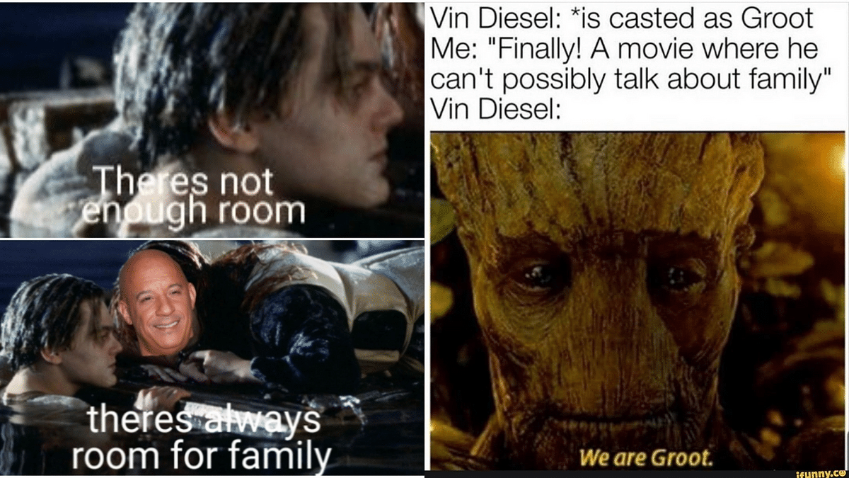 Viral: Vin Diesel meets other Hollywood films in Twitterati's hilarious 'family' meme fest