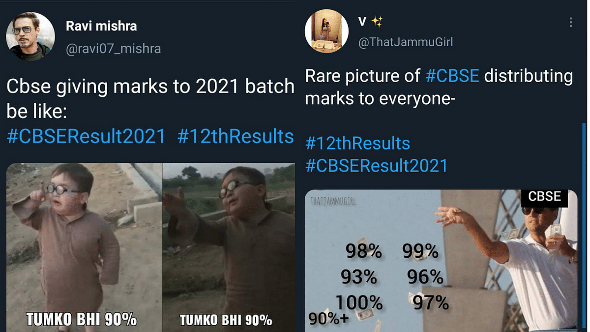 #CBSEResults: Over 70,000 students score above 95 percent marks in Class 12; memes abound