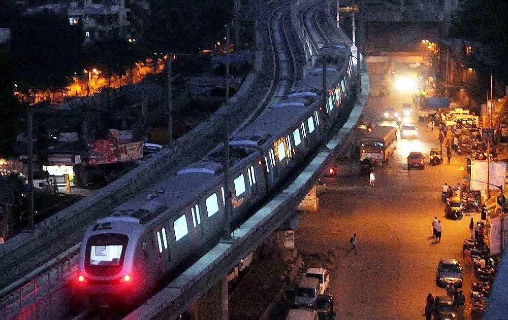 Mumbai: Two rakes of Metro-3 ready, but won't come to the city soon