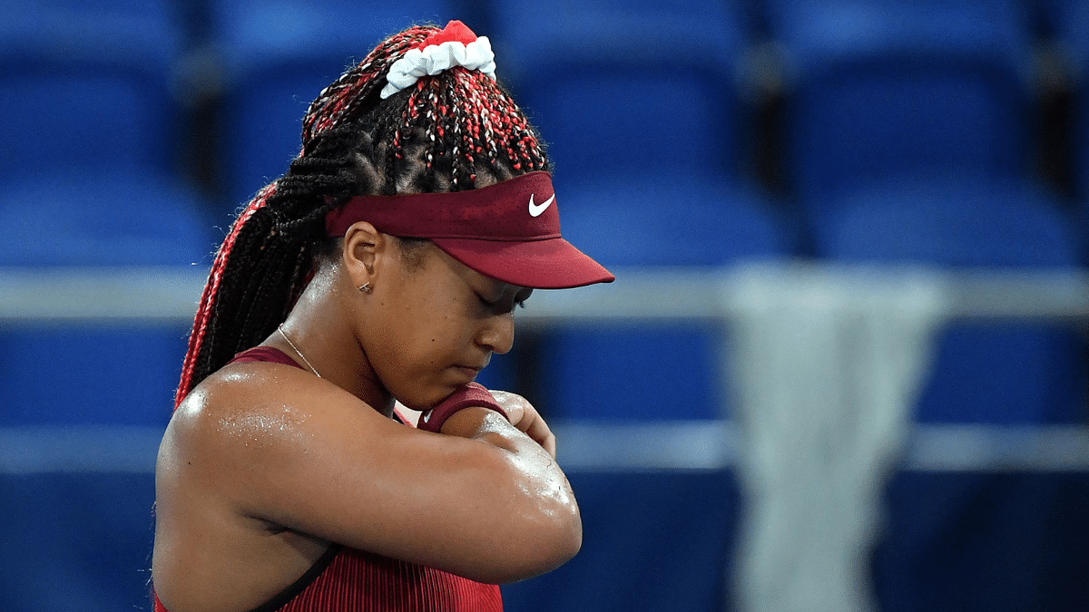 'What a shock!': Disbelief and grief grips Twitter as Naomi Osaka eliminated from Tokyo Olympics 2020