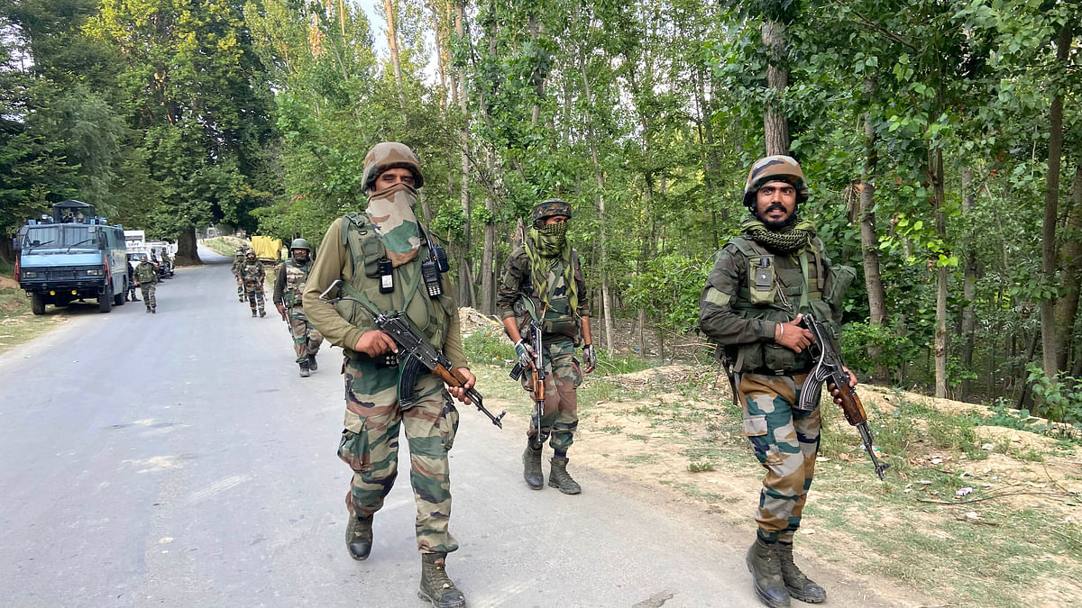 3 LeT terrorists killed in encounter with security forces in Jammu and Kashmir's Anantnag district