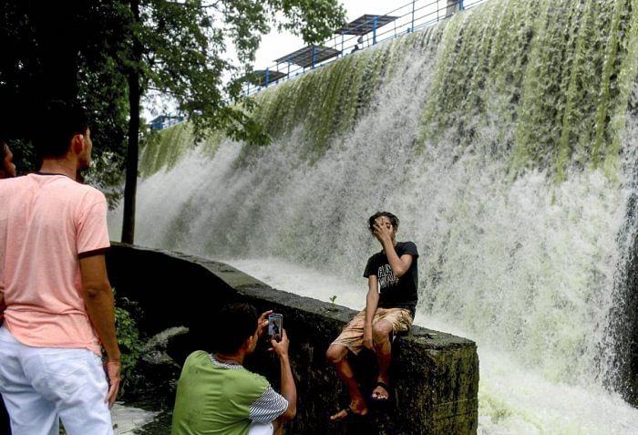 Mumbai rains: Click here for water level in city's seven lakes on July 27