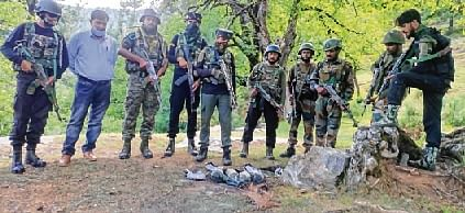 4 IEDs recovered in Kupwara