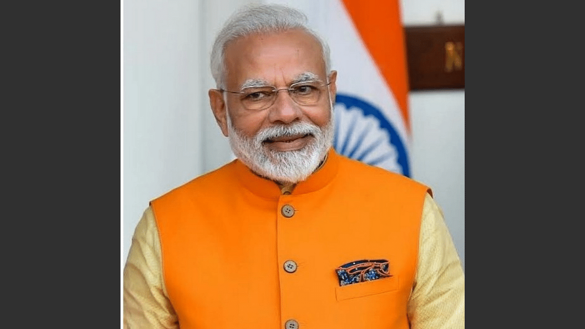'Happy Dextrodiwas': PM Modi's cheeky message for fan asking for birthday greeting