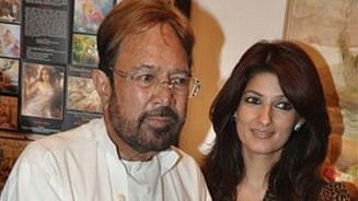 'I have his eyes, my son has his smile':  Twinkle remembers dad Rajesh Khanna on his death anniversary