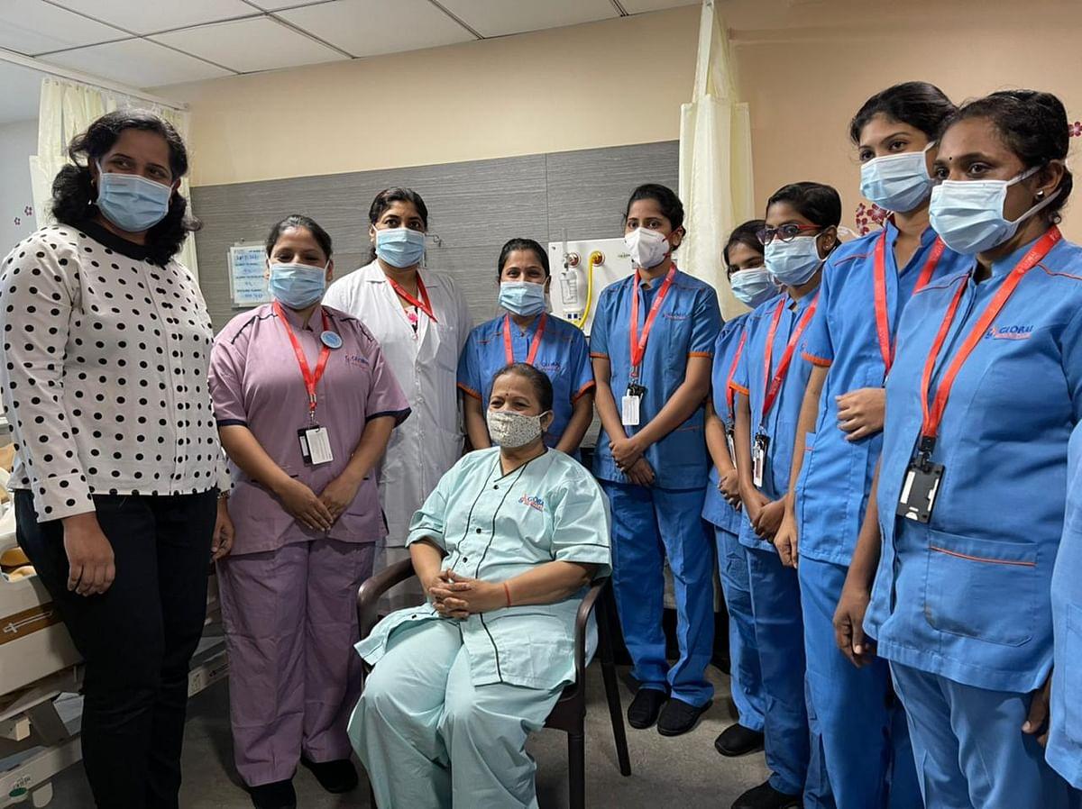 Mumbai Mayor Kishori Pednekar, who was admitted to hospital due to chest pain, discharged