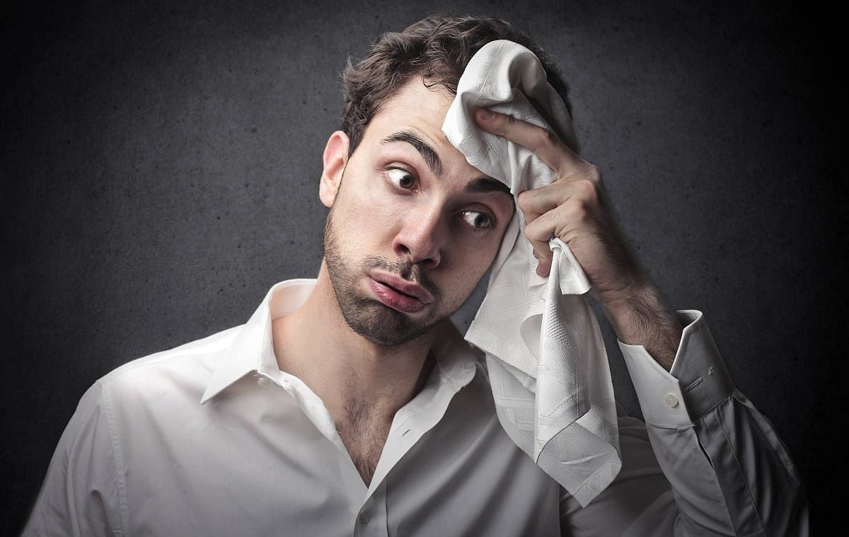 Simply Su-Jok: Tips to control heavy sweating