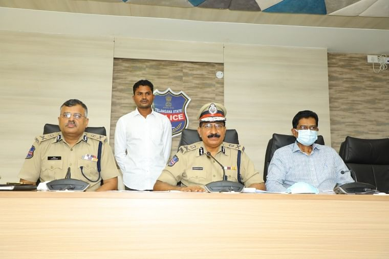 Chhattisgarh: Son of dreadful Naxal leader Ramanna surrenders in Hyderabad