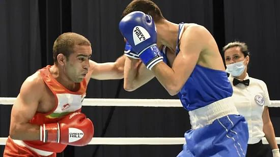 Tokyo Olympics: Testing positive for Covid-19 in boxing final will land opponent gold