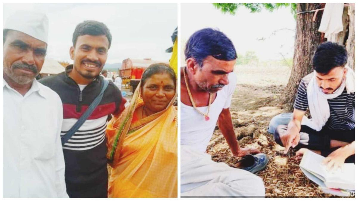 'From Lonar to London': Farmer's son from Maharashtra's Buldhana district wins Chevening Scholarship