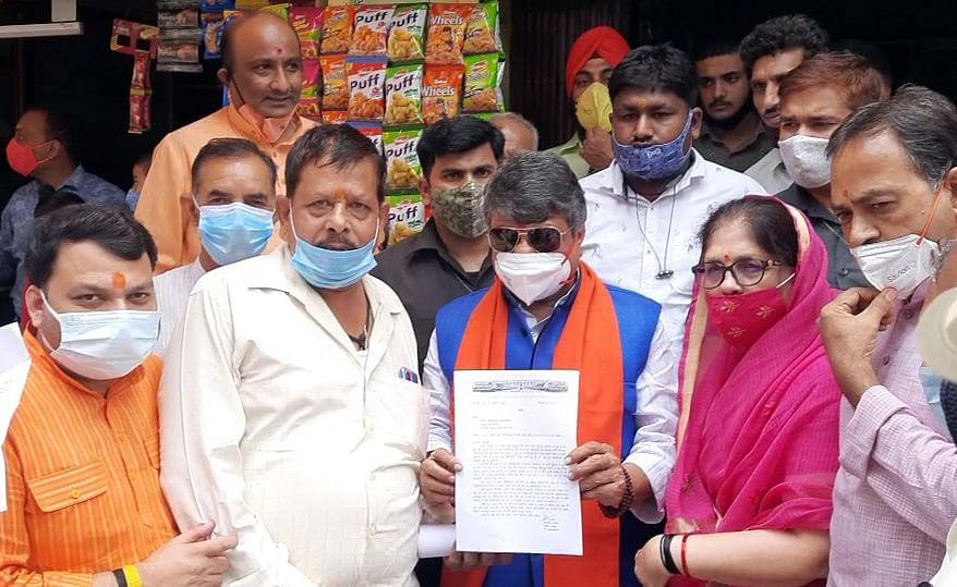 Madhya Pradesh: Dhar locals demand rail connectivity, submit memorandum to Kailash Vijayvargiya