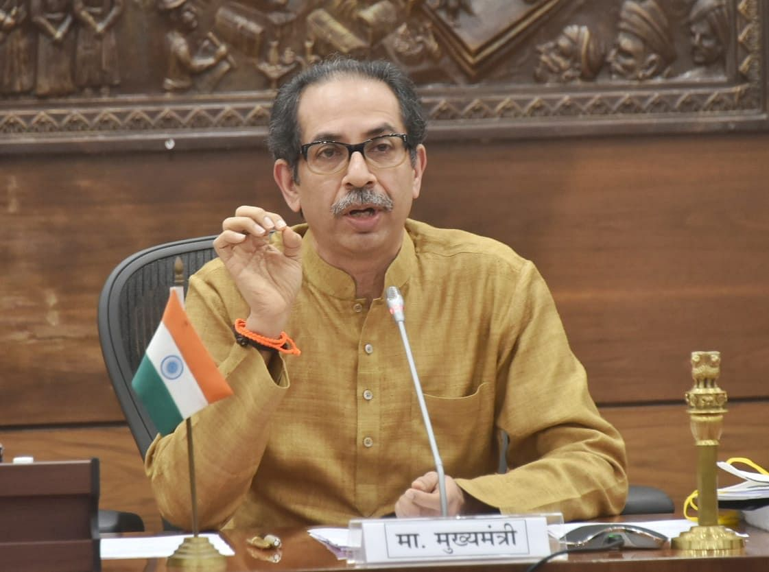 Mumbai: CM Uddhav Thackeray urges PM Modi to frame national policy to stop crowding at religious, social and political events