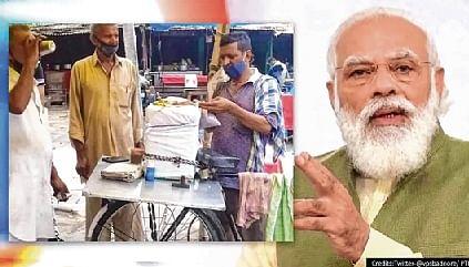 Chhole Bhature in Mann ki Baat but Oppn wants Snoop talk in Parliament