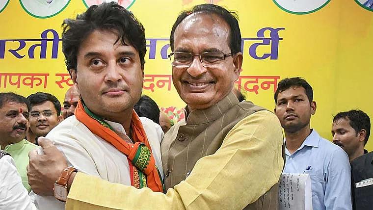 Rifts emerge in Team Shivraj in Madhya Pradesh