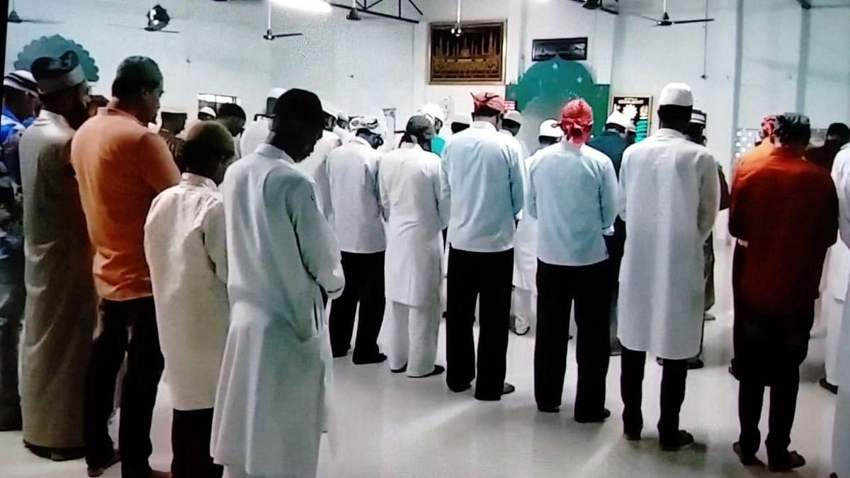 Bhopal: Celebration of Eid-ul-Azha begins with prayer for peace, harmony and progress