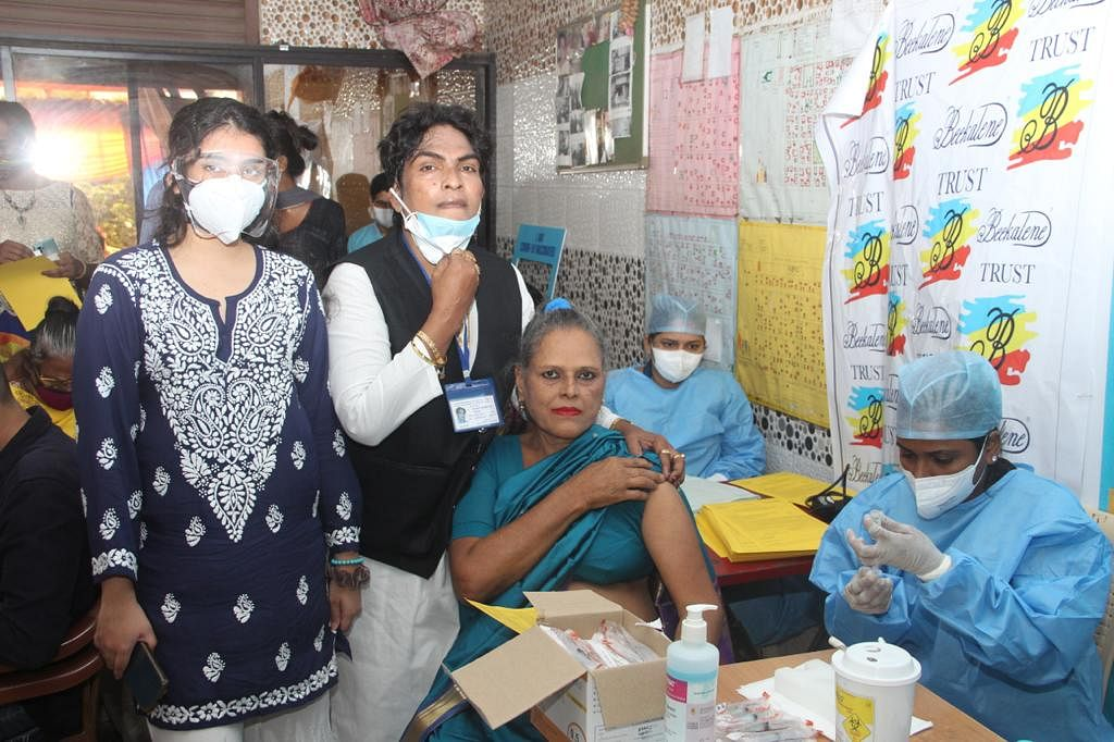Mumbai: City student arranges COVID-19 vaccination drive for transgender community; raised Rs 2 lakh through corporate donations