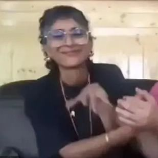 Watch: After announcing divorce, Aamir Khan and Kiran Rao address fans; hold hands and say 'we are very happy'