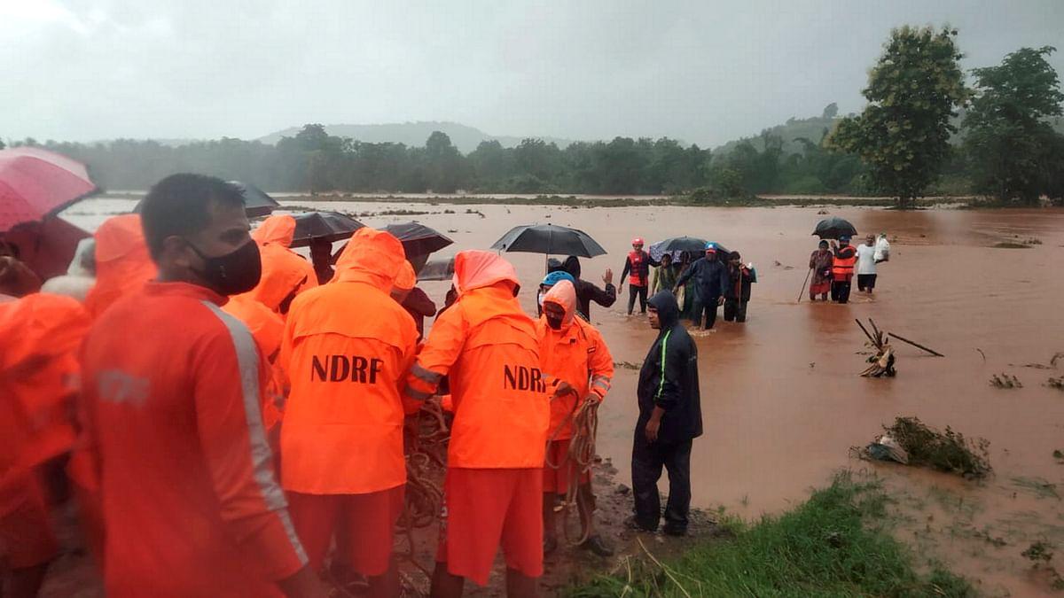 Maharashtra rain fury: Floods claim 251 lives, 13 districts across state affected, says Nawab Malik