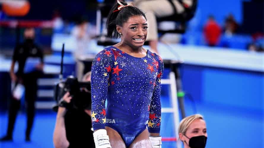 'Feeling pressure': Simone Biles joins Naomi Osaka, Indian shooters in list of underperforming stars at Tokyo Olympics