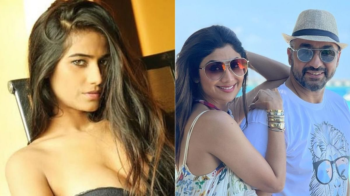 'My heart goes out to Shilpa Shetty and her kids': Poonam Pandey reacts to Raj Kundra's arrest