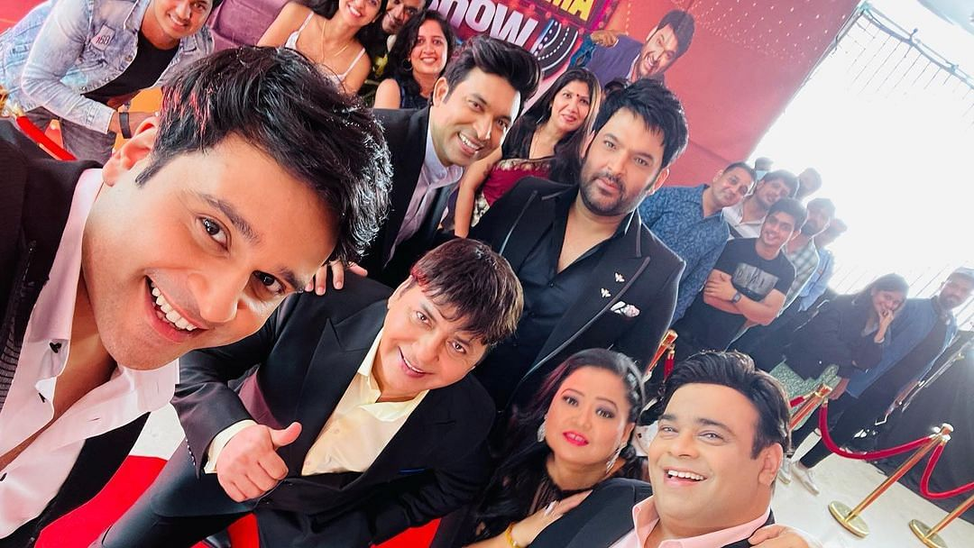 'The Kapil Sharma Show' to be back in August; Kapil, Krushna, Bharti and others commence shooting