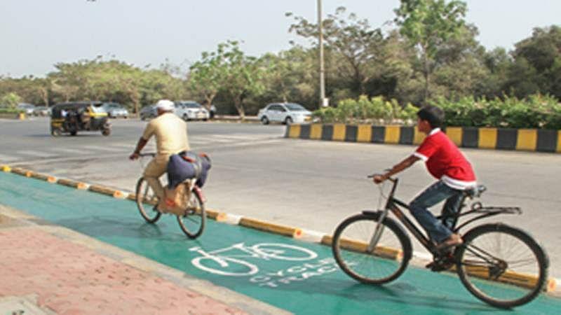Navi Mumbai: City's first dedicated cycle track inches towards reality