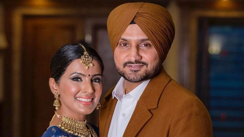 Geeta Basra reveals Harbhajan Singh would want their son to be a cricketer; says he's up at night to change nappies