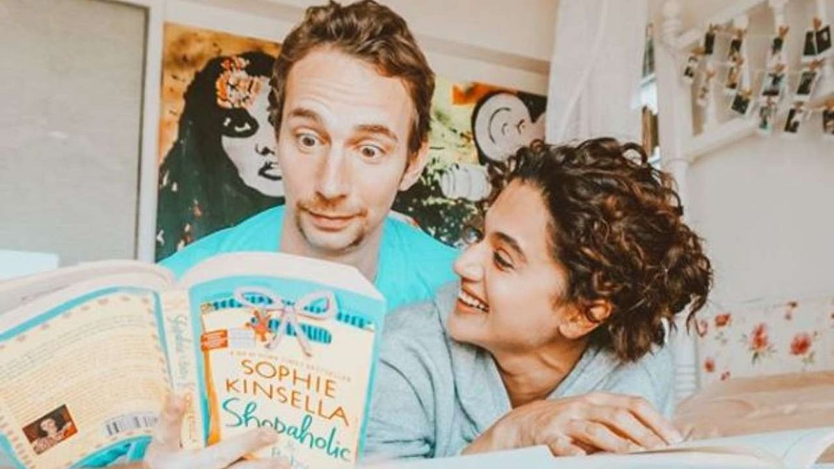 'I'll do a movie for free': Taapsee Pannu's beau Mathias Boe's hilarious reaction to actress launching her production house