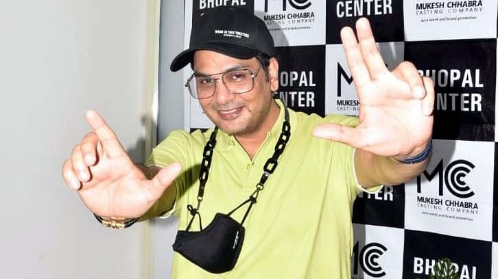 Bhopal: Mukesh Chhabra opens another door of job opportunity for MP's talent in web series and movies