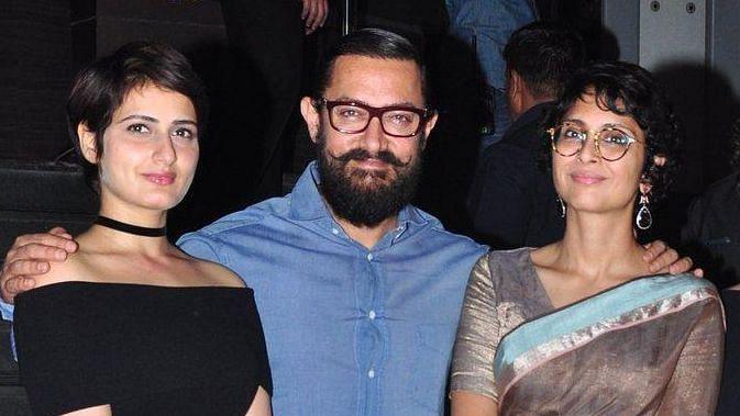 Why is Fatima Sana Shaikh trending on Twitter amid news of Aamir Khan-Kiran Rao's divorce?